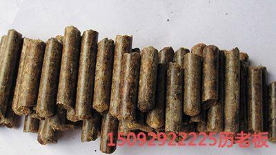 大锅专用炉颗粒应用